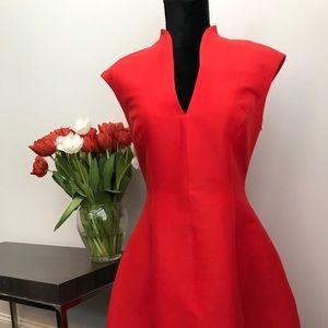 Deep V Cut Mini dress